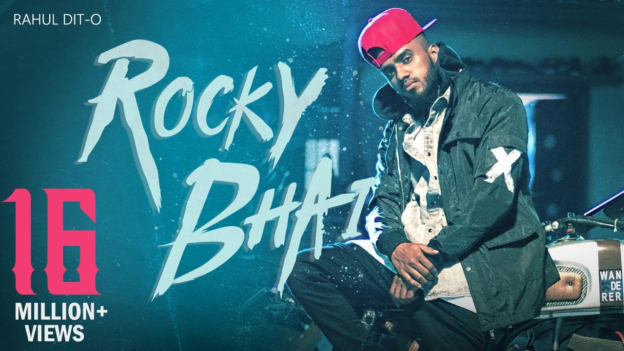 ROCKY BHAI lyrics - RAHUL DIT-O - spider lyrics