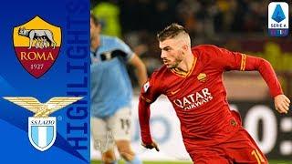 Roma 1-1 Lazio | Honours even in Rome derby as Dzeko and Acerbi Score! | Serie A TIM
