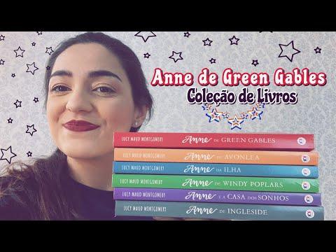 ?Anne de Green Gables | Coleção de Livros Ciranda Cultural ? Livros da série Anne with an E