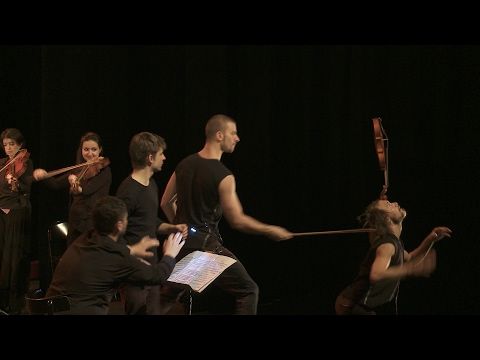 A new show created by Geneva Camerata & Les Objets Volants Orchestral Pieces by  Bach,...