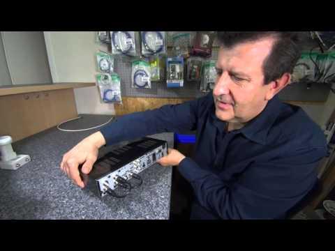 GigaBlue Upgrade auf 4x SAT Tuner mit einem einzigen Satkabel
