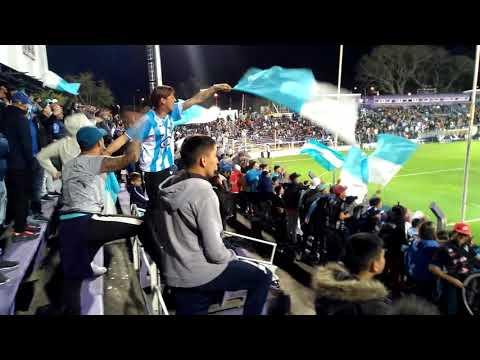 """""""Los villeros - Me lo dijo una gitana. Copa Sudamericana"""" Barra: Los Villeros • Club: Cerro"""