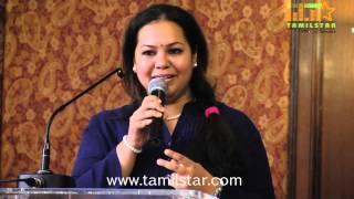 Singer Shalini at Raja vin Sangeetha Thirunaal Press Meet