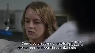 Arizona Prison Moment - Grey's Anatomy 13x10
