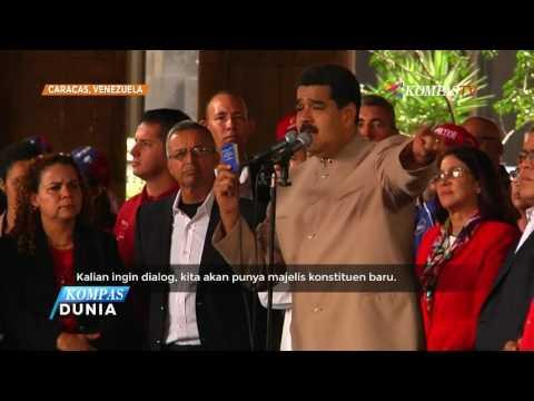 Unjuk Rasa Anti-Pemerintah Berlanjut di Venezuela