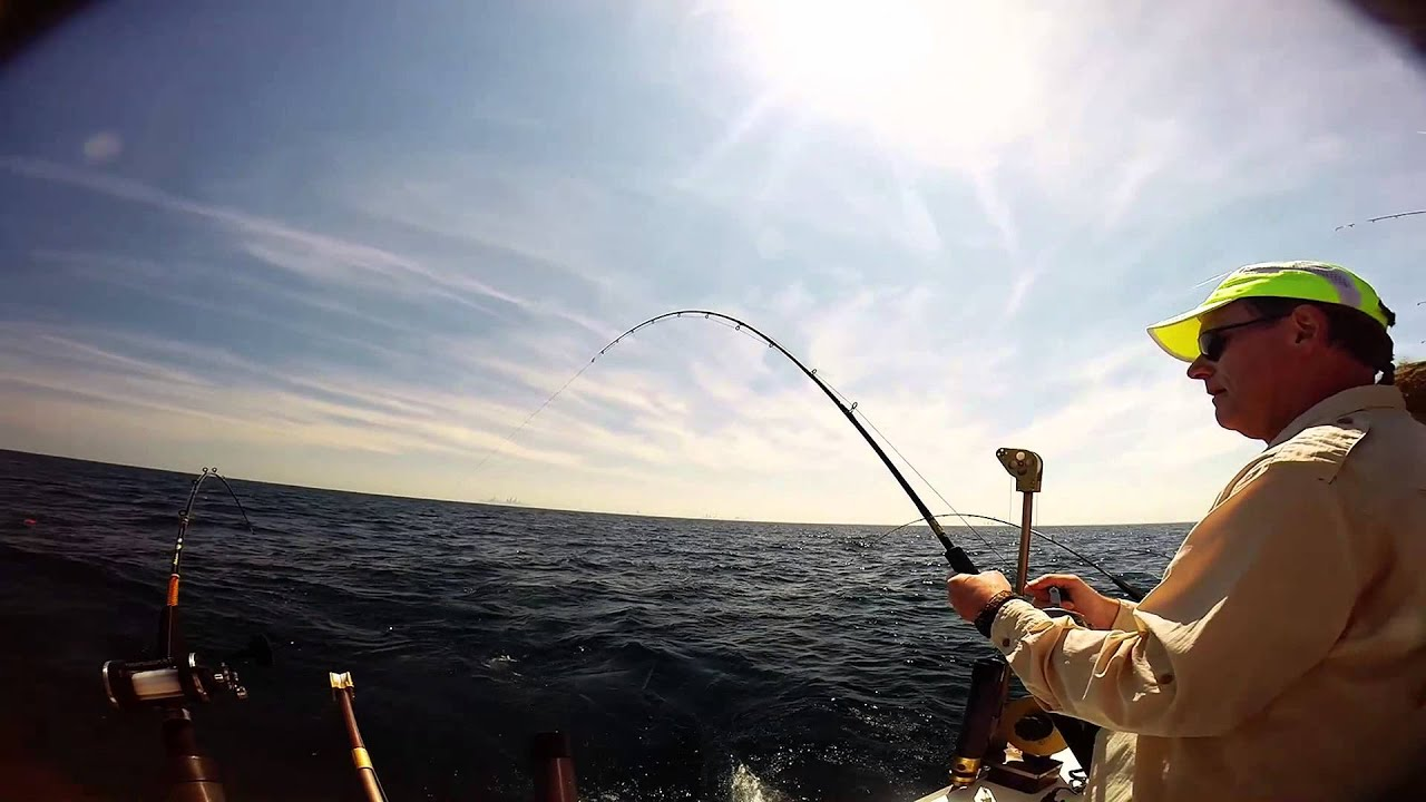 First Trip Offshore