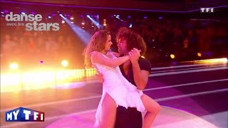 DALS 07 - Un mambo pour Laurent Maistret et Denitsa sur « Time of My Life » Dirty Dancing