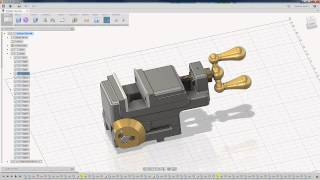 Creating Contact Sets and Motion Links in Fusion 360
