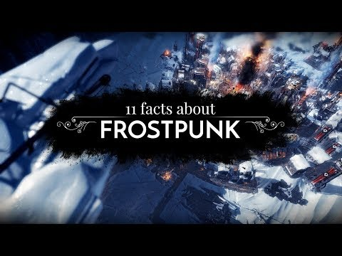 11 facts about Frostpunk | Features Trailer thumbnail