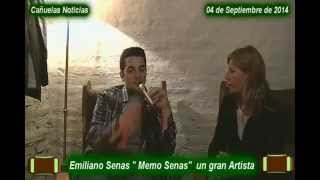 preview picture of video 'Emiliano Senas Memo Senas Cañuelas Noticias'