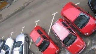 Женская парковка юмор 2 Women