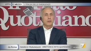 Otto e mezzo - L'Italia delle emergenze (Puntata 18/01/2017)