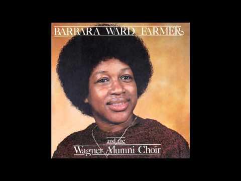 """Wait On The Lord"" Barbara Ward Farmer & The Wagner Alumni Choir"