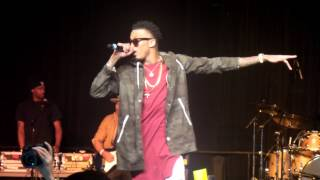 August Alsina No Love Texas Southern Homecoming