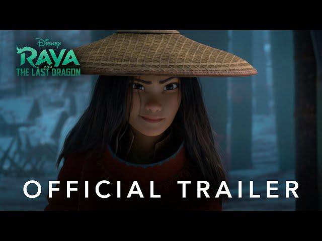 Raya and the last Dragon EN Trailer