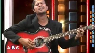 Kamal khatri singing sawanai jharima