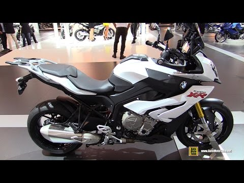 2015 BMW S1000 XR - Walkaround - World Debut at 2014 EICMA Milan Motorcycle Exhibition