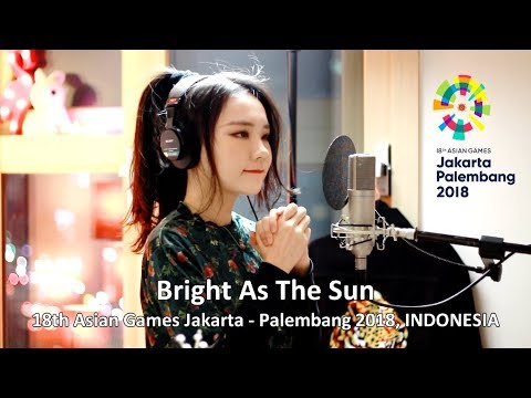 J Fla - Secerah Sang Mentari ( Lagu Resmi Asian Games 2018 ) Mp3
