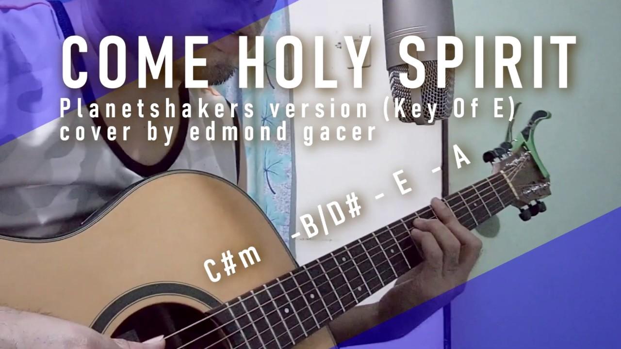 Come Holy Spirit Planetshakers Guitar   Descarga gratuita de mp15 ...