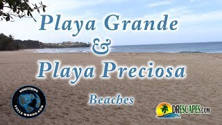 6/11/2017 Playa Grande & Playa Preciosa Beaches Near Cabrera, DR