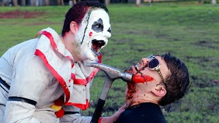 Psycho Clown  Verry sick but crazy funny .....