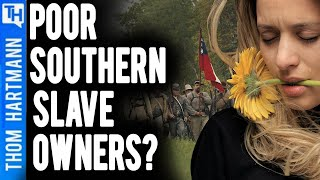 New Textbook: Poor Southern Slave Owners' Sob Story
