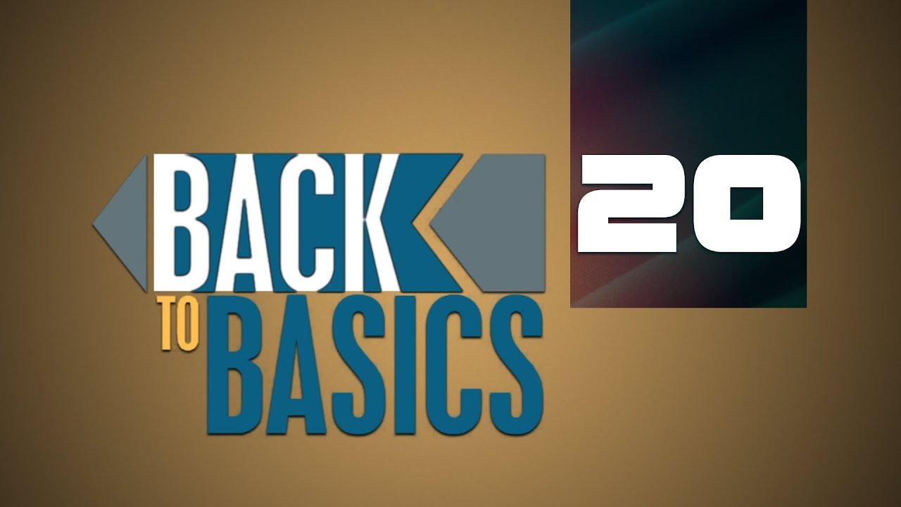 Back to Basics | Building Our Worldview Part 5