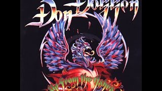 Don Dokken - Crash N' Burn - HQ Audio