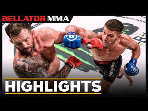 Highlights du Bellator 244