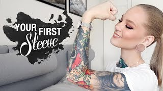 Getting A Tattoo Sleeve: Dos & Donts