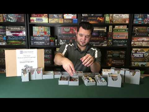 Folded Space Gloomhaven Insert Review- Sam Says