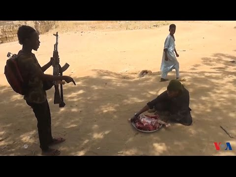 Boko Haram: Abu Umma Da Mai Sayar Da Nama