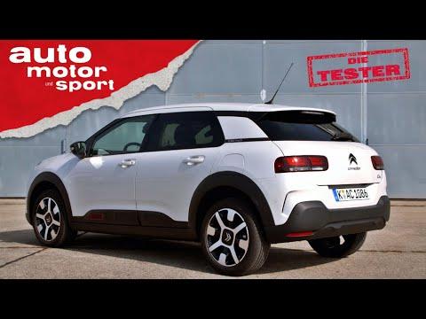 Citroën C4 Cactus (2019): Außenseiter mit Charme - Test/Review | auto motor und sport