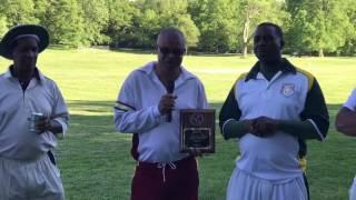 RockStone Cricket Club Visit