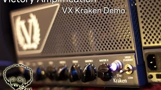Victory VX Kraken   Best Newcomer Amp?