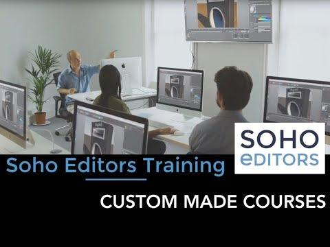 Video Editing Courses London Classroom - Tutorials - Online ...