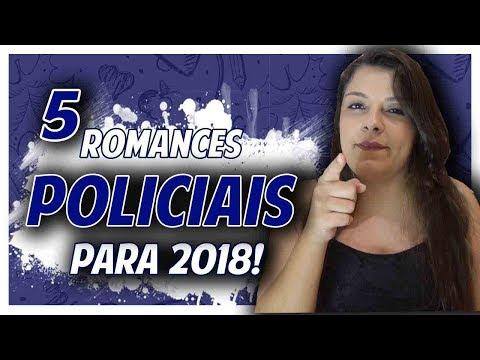 5 Romances Policiais para ler em 2018