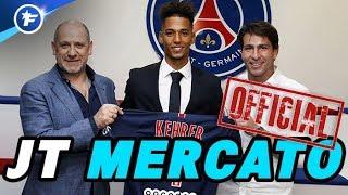 OFFICIEL : Thilo Kehrer est un joueur du PSG | Journal du Mercato