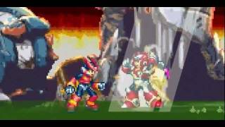 ZERO VS OMEGA ZERO DECISIVE BATTLE