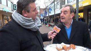 Oliebollen in Waalwijk 2018 - Langstraat TV