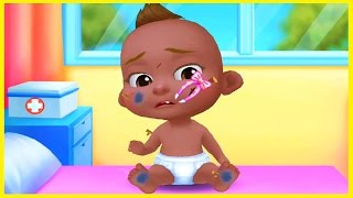 Take Care Of Baby Boss And Play With Naughty Baby   Funny Video For Children
