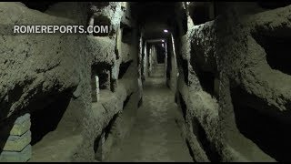 Catacombs of Domitilla, Rome