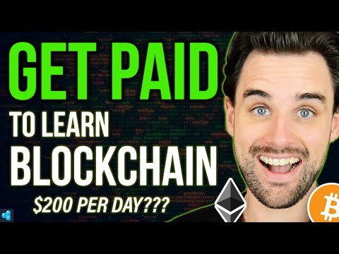 How To Get PAID To Learn Blockchain Development ...