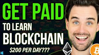 How To Get PAID To Learn Blockchain Development