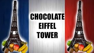CHOCOLATE EIFFEL TOWER: TUTORIAL   Marcos Soler