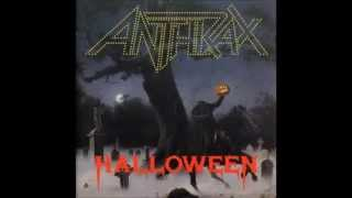 10)ANTHRAX - Packaged Rebellion - Halloween(RARE)