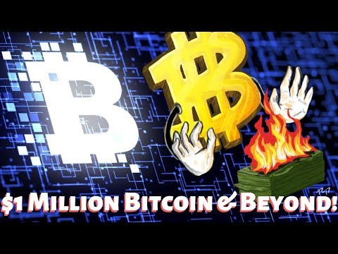 Bitcoin is Destined for One Million Dollars | The Stock to Flow Ratio