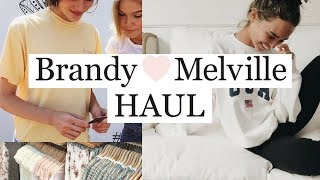 Brandy Melville Warehouse Sale *BOSTON* Haul & Tips || Daisy Blake