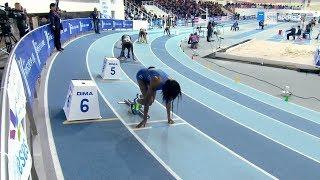 Meeting de Nantes 2018 : Finale 400 m F (Déborah Sananes en 53''66)