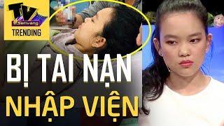 Cô gái mang tiếng 'ĐÀO MỎ' trong Bạn Muốn Hẹn Hò bất ngờ bị TAI NẠN nhập viện